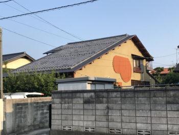 屋根雨漏り改修工事