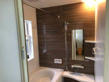 浴室空間性能向上リフォーム