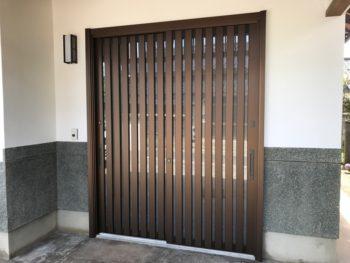 ガラッと雰囲気一新~玄関リフレッシュ工事~
