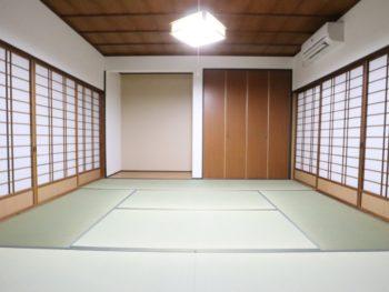 """和室を明るく""""ガラッ""""とリニューアル"""