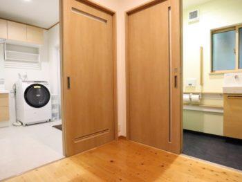 洗面浴室&トイレ空間オールリニューアル工事