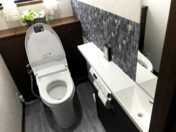 トイレをリフレッシュ!