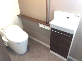 トイレ空間の新しい生活様式リフォームⅡ♪