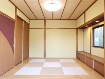 築43年の和室空間を鮮やかにリニューアル♬
