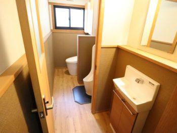 トイレ空間のオール全自動化リフォーム