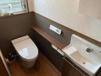 トイレ空間の新しい生活様式リフォームⅢ♪
