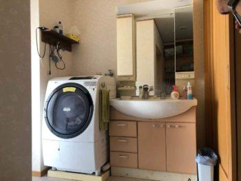 洗面脱衣所をまるごとリニューアル