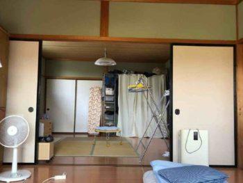 お子さまの成長に合わせて♪2階和室2部屋を3部屋へリニューアル♫